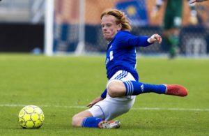 Lyngby Boldklub forhandler ny kontrakt med Adam Soerensen
