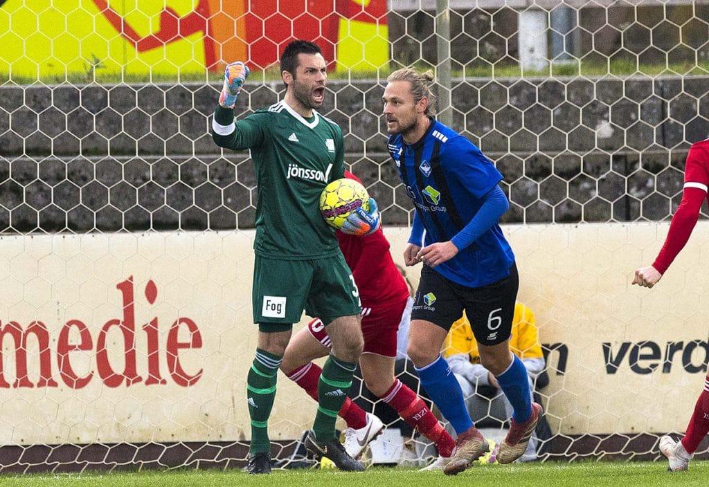 Lyngby Boldklub henter Thomas Mikkelsen permanent