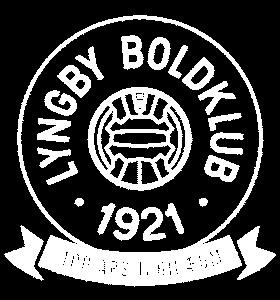 Lyngby Boldklub Logo footer