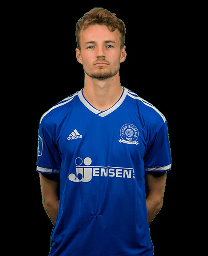 22 - Magnus Westergaard